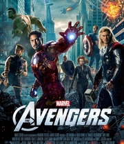 The Avengers (2012) Boxart