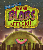 Tales from Space: Mutant Blobs Attack! Boxart