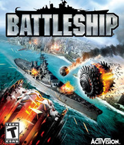 Battleship the Game Boxart