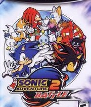 Sonic Adventure 2 Battle Boxart