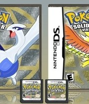 Pokemon Heart Gold / Soul Silver Boxart