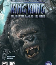 Peter Jackson's King Kong: The Official Game of theMovie Boxart