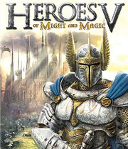 Heroes of Might and Magic V Boxart