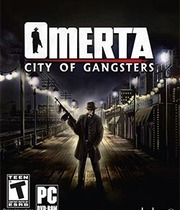 Omerta - City of Gangsters Boxart