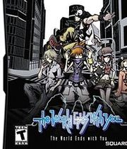 The World Ends With You Boxart