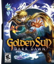 Golden Sun: Dark Dawn Boxart