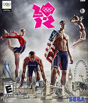 London 2012: The official video game of the OlympicGames Boxart