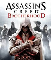 Assassin&#x27;s Creed: Brotherhood Boxart