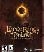 The Lord of the Rings Online Boxart