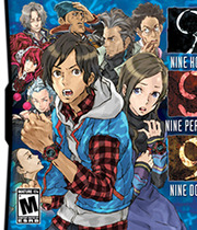 Nine Hours, Nine Persons, Nine Doors Boxart