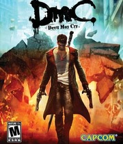 DmC Devil May Cry Boxart