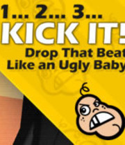 1... 2... 3... KICK IT! (Drop That Beat Like an UglyBaby) Boxart