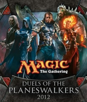 Duels of the Planeswalkers 2012 Boxart