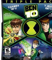 BEN 10 Triple Pack Boxart