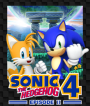 Sonic the Hedgehog 4 Episode II Boxart