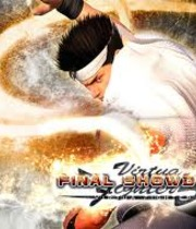 Virtua Fighter 5 Final Showdown Boxart