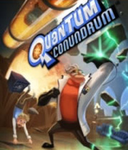 Quantum Conundrum Boxart