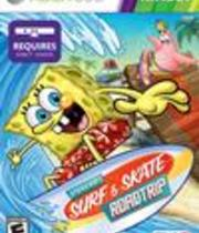 SpongeBob's Surf & Skate Roadtrip Boxart