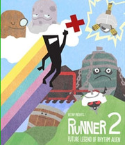 BIT.TRIP Presents... Runner2: Future Legend of Rhythm Alien Boxart