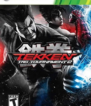 Tekken Tag Tournament 2 Boxart