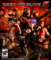 Dead or Alive 5 Boxart