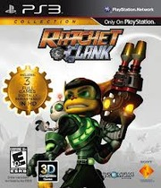 Ratchet & Clank Collection Boxart