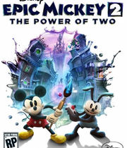 Disney Epic Mickey 2: The Power of Two Boxart