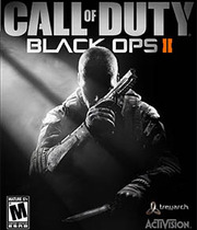 Call of Duty: Black Ops 2 Boxart