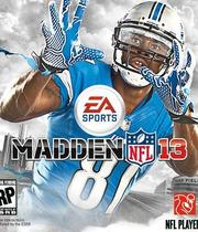 MADDEN NFL 13 Boxart