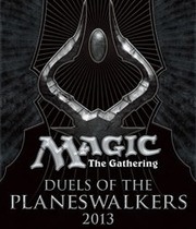 Duels of the Planeswalkers 2013 Boxart