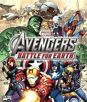 Marvel Avengers: Battle for Earth Boxart