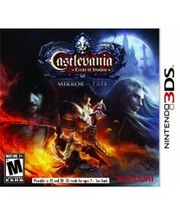 Castlevania: Lords of Shadow - Mirror of Fate Boxart