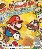 Paper Mario: Sticker Star Boxart