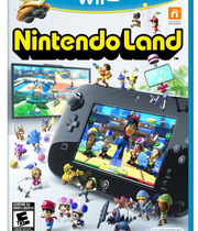 Nintendo Land Boxart