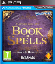 Wonderbook: Book of Spells Boxart