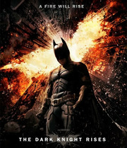 The Dark Knight Rises (2012) Boxart