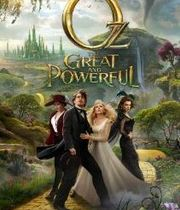 Oz: The Great and Powerful (2013) Boxart