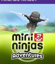 Mini Ninjas Adventures Boxart