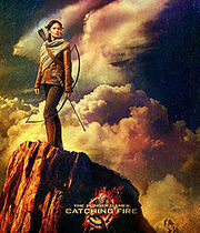 The Hunger Games: Catching Fire (2013) Boxart