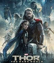 Thor: The Dark World (2013) Boxart