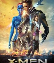 X-Men: Days of Future Past (2014) Boxart