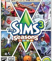 The Sims 3 Seasons Boxart