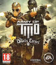 Army of TWO The Devil's Cartel Boxart