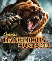 Cabela&#x27;s Dangerous Hunts 2013 Boxart