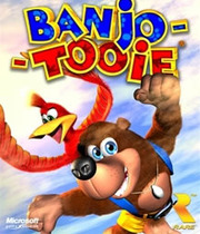 Banjo-Tooie Boxart
