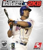 MLB 2K8 Boxart