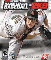MLB 2K9 Boxart
