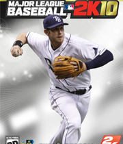 MLB 2K10 Boxart