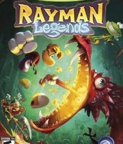 Rayman Legends Boxart