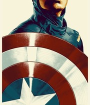 Captain America: The Winter Soldier (2014) Boxart